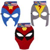 36 of Kids Hero Felt Mask