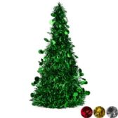 48 of Christmas Tree Tinsel Cone