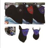 60 of Thermaxxx Windproof Half Face Mask w/ Vent