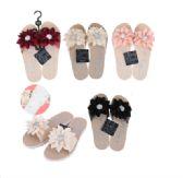 36 of CC Sandal Ladies Flower w/ Stone