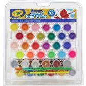 30 of Crayola Washable Kids' Paint Set