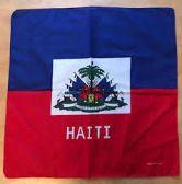 600 of Cotton Country Theme Haiti Bandana