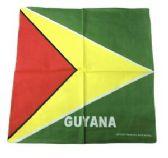 600 of Cotton Country Theme Guyana Bandana