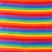 60 of Rainbow Cotton Bandanna 22x22 Inch Cotton FREE SHIPPING