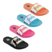 48 of Women's Babe Sandals Assorted