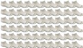 120 of Yacht & Smith Wholesale Boys and Girls 97% Cotton Shoe Liner Training Socks Size 6-8, No Show Thin Low Cut Sport Ankle Socks White