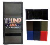 24 of Solid color Trump Wallet NO More Bullshit