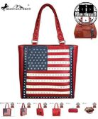 2 of Montana West American Pride Concealed Handgun Collection Tote