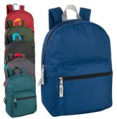 24 of 15 Inch Basic Backpack