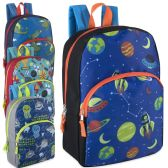 24 of 15 Inch Character Backpacks For Boys