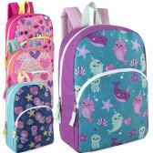24 of 15 Inch Character Backpacks For Girls