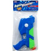 "36 of 9.5"" WATER GUN IN POLY BAG W/ HEADER, 2 ASSRT CLRS"