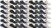 240 of Yacht & Smith Womens Poly Blend Light Weight No Show Ankle Socks Solid Assorted 4 Colors