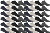 48 of Yacht & Smith Womens Poly Blend Light Weight No Show Ankle Socks Solid Assorted 4 Colors