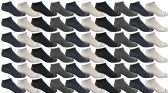60 of Yacht & Smith Womens Poly Blend Light Weight No Show Ankle Socks Solid Assorted 4 Colors