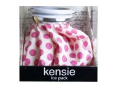 18 of kensie pink polka dot cold therpay ice pack