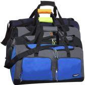 24 of Kids 15 Inch Drawstring Bag 5 Colors