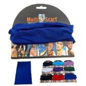 30 of Multi Functional Headgear Gaiter Buff Solid