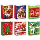 96 of Gift Bag Xmas Glitter