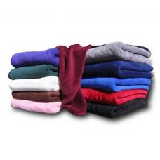 720 of Micro Plush Coral Fleece Blanket PALLET DEAL