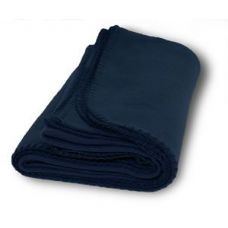 36 of Promo Fleece Blanket / Throws - Navy