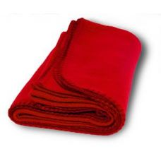 36 of Promo Fleece Blanket / Throws - Red