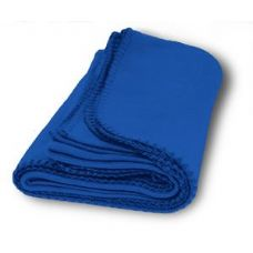 36 of Promo Fleece Blanket / Throws - Royal
