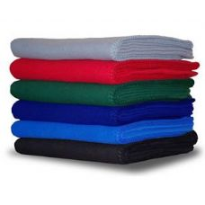 500 of Promo Fleece Blanket / Throws - PALLET DEAL