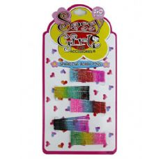 72 of Sparkling bobby pin set