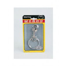72 of Giant key ring with clip