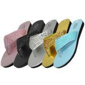 36 of Women's Sequin Flip Flops