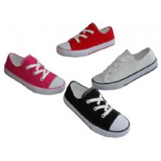24 of Toddler Low-Top Canvas Shoe