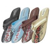 24 of Women's Flip Flop Sandals