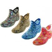 24 of Women's Water Proof Ankle Height Garden Shoes, Rain Boots