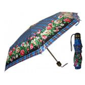 60 of 37 Inches Super Mini Tri-Fold Flower Print Umbrella