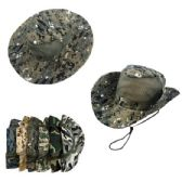 24 of Mesh Boonie Hat-Camo