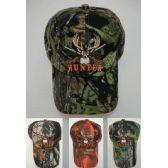 24 of Camo Deer Hunter Hat