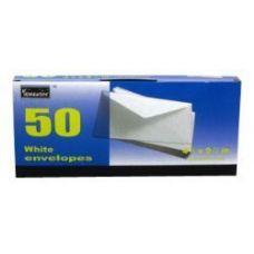 24 of Boxed White Envelopes - #10 - 50 count
