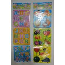 144 of Set of 3 Child's Educational Puzzle
