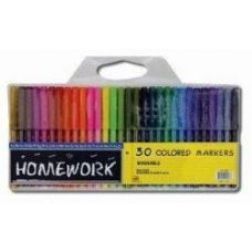 96 of Water Color Markers - 12 pk - Broad Tip - Asst. Colors