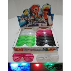 288 of Light Up Window Shade Glasses