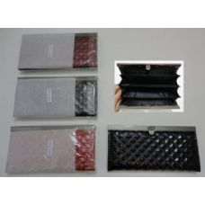 """72 of 7.5""""x4"""" Expandable Ladies Wallet"""
