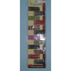 24 of 96pc Colored Bobby Pins