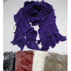 72 of Ruffle Knit Scarf