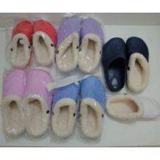 48 of Kids Fleece Lined Garden Shoes 1-6
