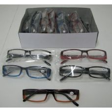 40 of Reading Glasses-Wide Rim SQUARE