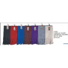 72 of Chenille Scarf
