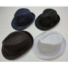 120 of Fedora Hat-Pinstripes