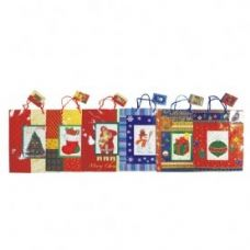 144 of Christmas Bag with Windows