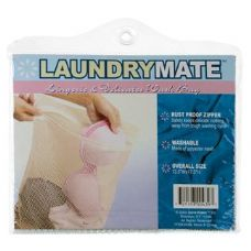 144 of Item# 439 Laundry Mate Lingerie Mesh Zippered Wash Bag